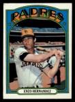 1972 Topps #7  Enzo Hernandez  Front Thumbnail