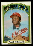 1972 Topps #15   Walt Williams Front Thumbnail