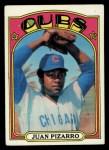 1972 Topps #18 COR  Juan Pizarro Front Thumbnail