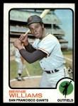 1973 Topps #557  Bernie Williams  Front Thumbnail