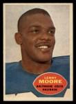 1960 Topps #3  Lenny Moore  Front Thumbnail
