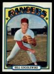 1972 Topps #424   Bill Gogolewski Front Thumbnail