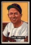 1951 Bowman #257  Birdie Tebbetts  Front Thumbnail