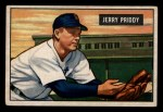 1951 #71  Jerry Priddy  Front Thumbnail