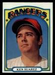 1972 Topps #483   Ken Suarez Front Thumbnail