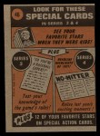 1972 Topps #46   -  Glenn Beckert In Action Back Thumbnail