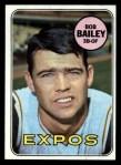 1969 Topps #399  Bob Bailey  Front Thumbnail