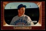 1955 Bowman #223   Hal Jeffcoat Front Thumbnail