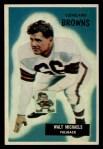 1955 Bowman #146  Walt Michaels  Front Thumbnail
