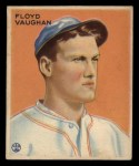 1933 Goudey #229   Arky Vaughan Front Thumbnail