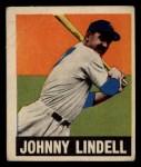 1949 Leaf #82   Johnny Lindell Front Thumbnail