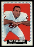1964 Topps #85  Bob Talamini  Front Thumbnail