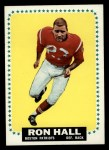 1964 Topps #12   Ron Hall Front Thumbnail