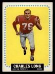1964 Topps #13   Charles Long Front Thumbnail
