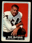 1964 Topps #53   Lewis McFadin Front Thumbnail