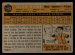 1960 Topps #193  Dick Hyde  Back Thumbnail