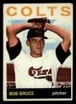 1964 Topps #282  Bob Bruce  Front Thumbnail
