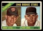 1966 Topps #11  Senators Rookies  -  Brant Alyea / Pete Craig Front Thumbnail