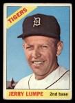 1966 Topps #161 ERR  Jerry Lumpe Front Thumbnail