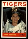 1964 Topps #39   Hank Aguirre Front Thumbnail