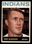 1964 Topps #122  Don McMahon  Front Thumbnail