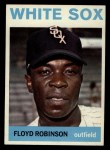1964 Topps #195  Floyd Robinson  Front Thumbnail