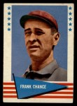 1961 Fleer #98  Frank Chance  Front Thumbnail