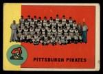 1963 Topps #151   Pirates Team Front Thumbnail