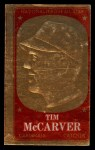 1965 Topps Embossed #7    Tim McCarver  Front Thumbnail