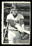 1969 Topps Deckle Edge #18  Don Kessinger    Front Thumbnail