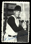 1969 Topps Deckle Edge #24  Maury Wills  Front Thumbnail