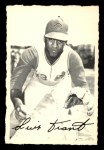 1969 O-Pee-Chee Deckle Edge #22  Luis Tiant  Front Thumbnail