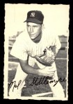 1969 O-Pee-Chee Deckle Edge #21  Mel Stottlemyre  Front Thumbnail