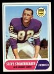 1968 Topps #108  Steve Stonebreaker  Front Thumbnail