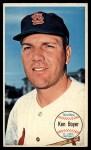 1964 Topps Giants #57   Ken Boyer  Front Thumbnail