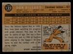 1960 Topps #122  Rookie Stars  -  Don Dillard Back Thumbnail