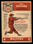 1959 Topps #566  All-Star  -  Roy Sievers Back Thumbnail