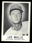 1960 Leaf #111  Lee Walls  Front Thumbnail