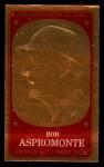 1965 Topps Embossed #61  Bob Aspromonte  Front Thumbnail