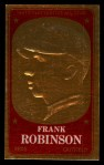 1965 Topps Embossed #22    Frank Robinson  Front Thumbnail