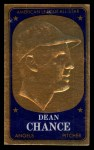 1965 Topps Embossed #66    Dean Chance  Front Thumbnail
