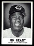 1960 Leaf #25 COR  Jim Grant  Front Thumbnail