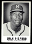 1960 Leaf #51  Juan Pizarro  Front Thumbnail