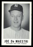 1960 Leaf #139  Joe DeMaestri  Front Thumbnail