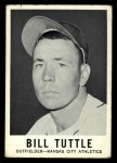 1960 Leaf #32  Bill Tuttle  Front Thumbnail