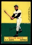 1964 Topps Stand Ups #48  Willie Mays  Front Thumbnail
