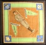 1914 B18 Blankets #14 BI  Ty Cobb  Front Thumbnail