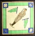 1914 B18 Blankets #14   Ty Cobb  Back Thumbnail