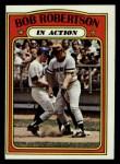 1972 Topps #430  In Action  -  Bob Robertson Front Thumbnail