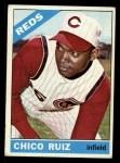 1966 Topps #159   Chico Ruiz Front Thumbnail